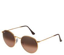"""Sonnenbrille """"RB 3447 9001A5 ROUND METAL"""", rund"""