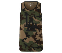 Los Angeles Dodgers Tank-Top, Camouflage