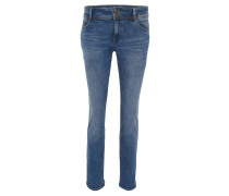 Jeans, Shape Slim, Waschung