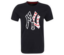 New York Yankees T-Shirt, Baumwolle, Print