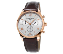 Herrenuhr Classics Chrono Quartz FC-292MV5B4 Chronograph