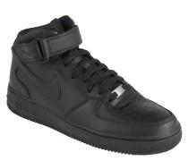 """Sneaker """"Air Force 1"""", Leder, Lochmuster, Klettverschluss"""