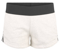 "Shorts ""Sid"", Sweat, meliert, Gummibund"
