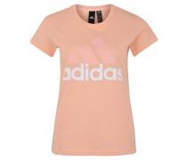 """T-Shirt """"Essential"""", Logo-Print, Rundhalsausschnitt"""