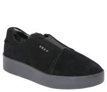"""Sneaker """"Parker"""", Wildleder, Plateau-Sohle"""