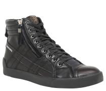 """Sneaker """"D-String Plus"""", Rindsleder, gestepptes Design"""