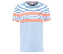 T-Shirt, Baumwolle, Slim-Fit