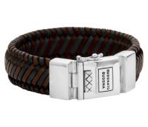 "Armband ""Edwin"", Leder, multicolor"