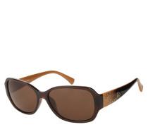 "Sonnenbrille ""ET 39006"", Blumen-Details"