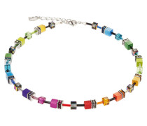 Geo Cube Collier Multicolor Rainbow 4245