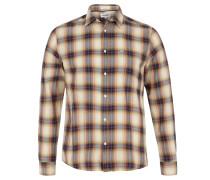 Freizeithemd, Regular Fit, Karo-Muster, Baumwolle