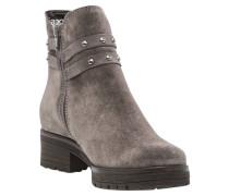 Ankle Boots, Elastikeinsätze, Riemen, Nieten