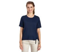 T-Shirt, uni, Knoten zum Binden