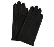 Handschuhe, Lammleder, Ziernähte