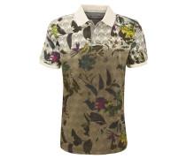 Poloshirt, Mustermix, Farbverlauf