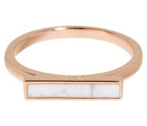 "Ring ""Idylle Marble Bar"" CLJ40002-52, roségold"