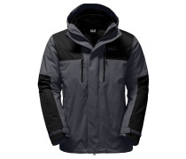 "Outdoorjacke ""Jasper"", 3-in-1, wasserdicht, atmungsaktiv"