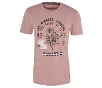 T-Shirt, Front-Print, Baumwolle