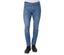 "Jeans ""Larston"", Slim Tapered Fit, Stretch"