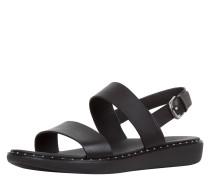 "Sandale ""BARRA"", Leder, Sohle mit Nietenverzierung"