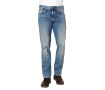 """Jeans """"Woodstock"""", Comfort Fit, Stone Washed"""