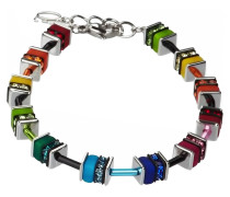 Geo Cube Armband multicolor 4409/30/1500