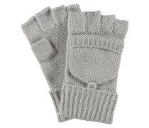 Handschuhe, Kaschmir, fingerlos