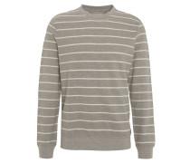Sweatshirt, Rundhalsausschnitt, Streifen