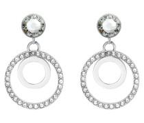 Damen-Ohrringe mit Swarovski® Kristallen