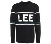 Sweatshirt, Baumwolle, Rundhals, Logo-Print