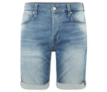 """Jeans-Shorts """"Rick Icon"""", Regular Fit, Waschung"""