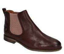 "Chelsea Boots ""Manon"", Leder, Blockabsatz"