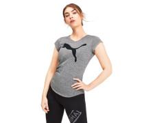 "T-Shirt ""Heather Cat Tee"""
