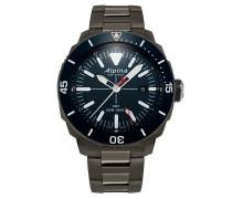 """Herrenuhr """"Seastrong Diver Quartz GMT"""" AL-247LNN4TV6B"""