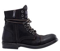 """Boots """"DONALD"""", Kalbverloursleder, Schnürung"""
