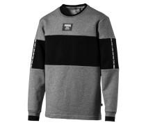 """Sweatshirt """"Rebel Block"""", Rundhals"""