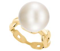 Ring mit Perle LJ-0275-R-52, IP