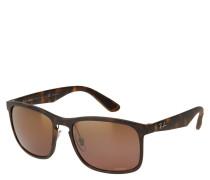 "Sonnenbrille ""RB 4264 894/6B"", Havanna-Optik"