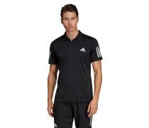 """Tennis-Poloshirt """"3-Streifen Club"""""""