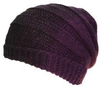 Mütze, Strick, Farbverlauf, Strukturierung