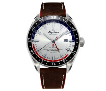 "Herrenuhr ""Alpiner 4 Automatic GMT/24H"" AL-550SRN5AQ6"