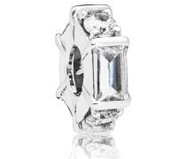 "Charm  ""Ice Sculpture"" mit Zirkonia 797529CZ"