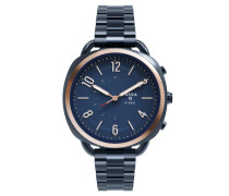 """Damenuhr """"Hybrid Smartwatch FTW1203"""", Edelstahl"""
