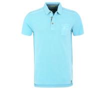 Poloshirt, Baumwoll-Piqué, Brusttasche