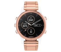"""Smartwatch """"fenix 5S Plus Sapphire"""" 010-01987-11"""