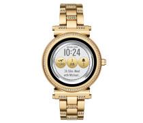 Smartwatch Damenuhr MKT5023