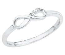 "Ring ""Infinity"" 925 Sterling  mit Zirkonia"