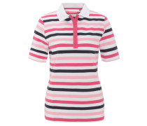 Poloshirt, gestreift, Bio-Baumwolle, Kurzarm