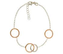 "Armband ""Circles"", Sterling Silber 925"