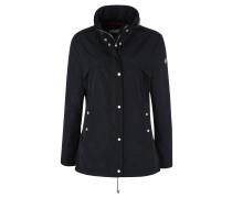 Jacke, wasserabweisend, UV-Schutz, verstaubare Kapuze
